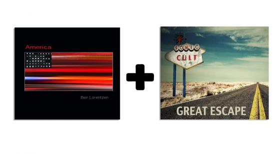 Ben & SC album Cover sideways
