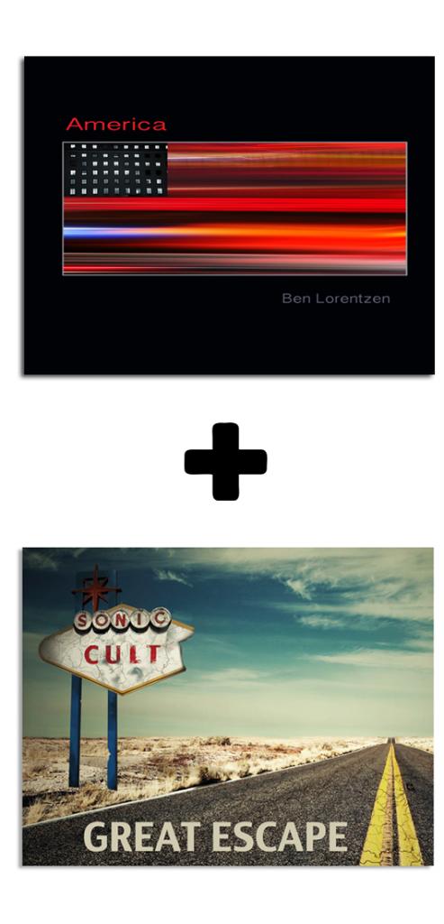 Ben & SC album cover Vertical